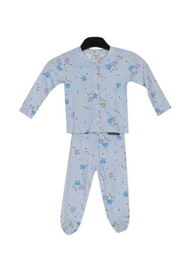 Zeyland Pijama Takım Mavi